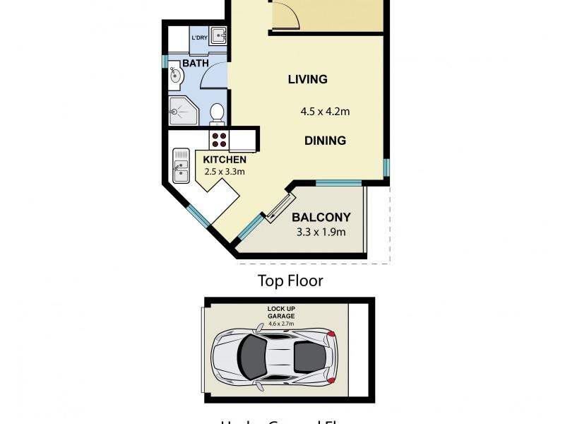 14/314 Clovelly Road, Clovelly NSW 2031 Floorplan