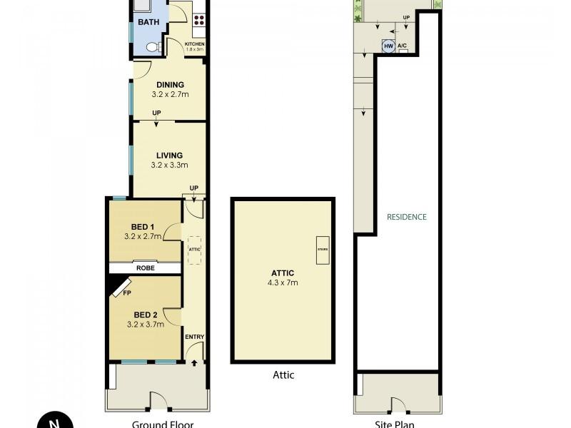 5 Walter Street, Bondi Junction NSW 2022 Floorplan