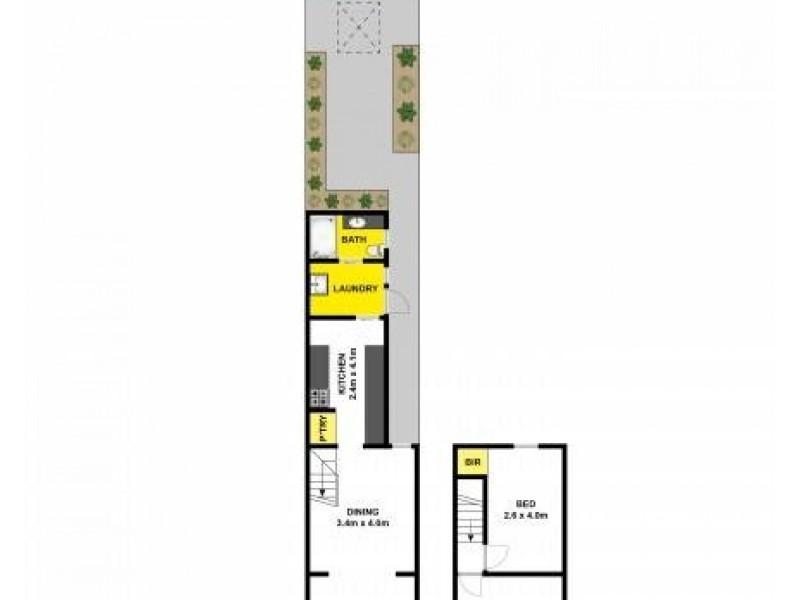 66 Mill Hill Road, Bondi Junction NSW 2022 Floorplan