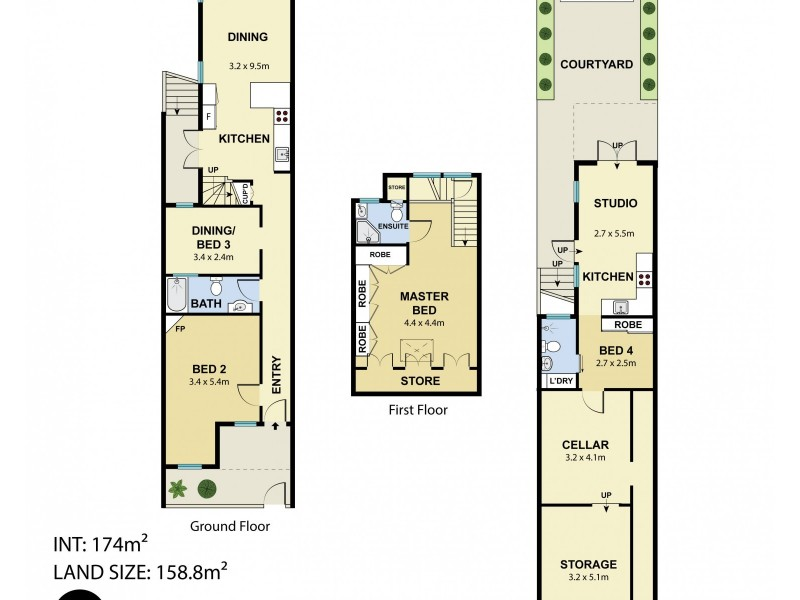 31 Bourke Street, Queens Park NSW 2022 Floorplan