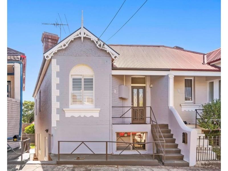3a Trafalgar Street, Annandale NSW 2038