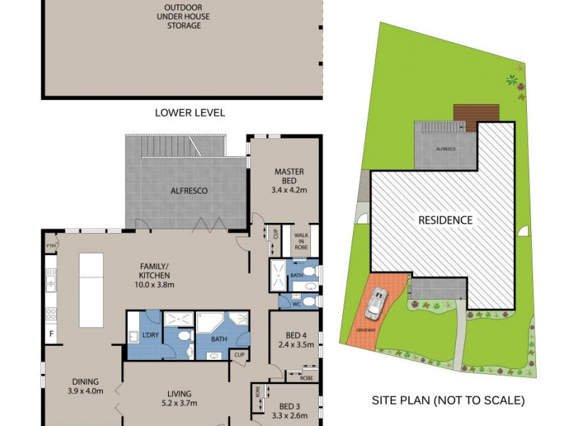 58 Penrith Avenue, Wheeler Heights NSW 2097 Floorplan