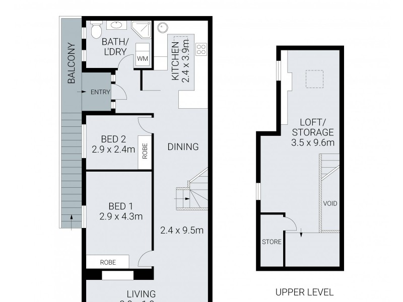 8/34 Pacific Street, Manly NSW 2095 Floorplan