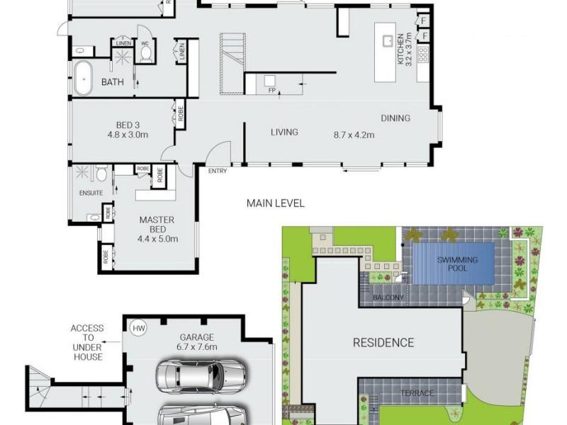 42 Curban Street, Balgowlah Heights NSW 2093 Floorplan
