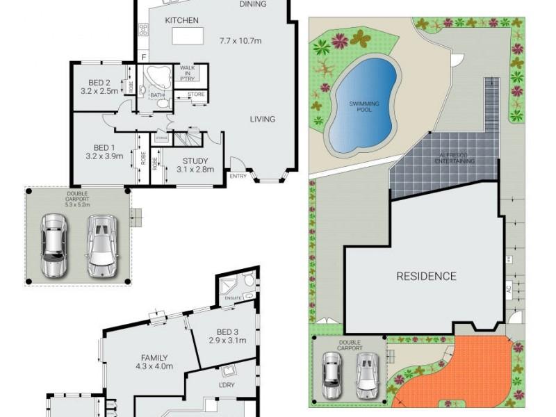 13 Mary Street, Beacon Hill NSW 2100 Floorplan