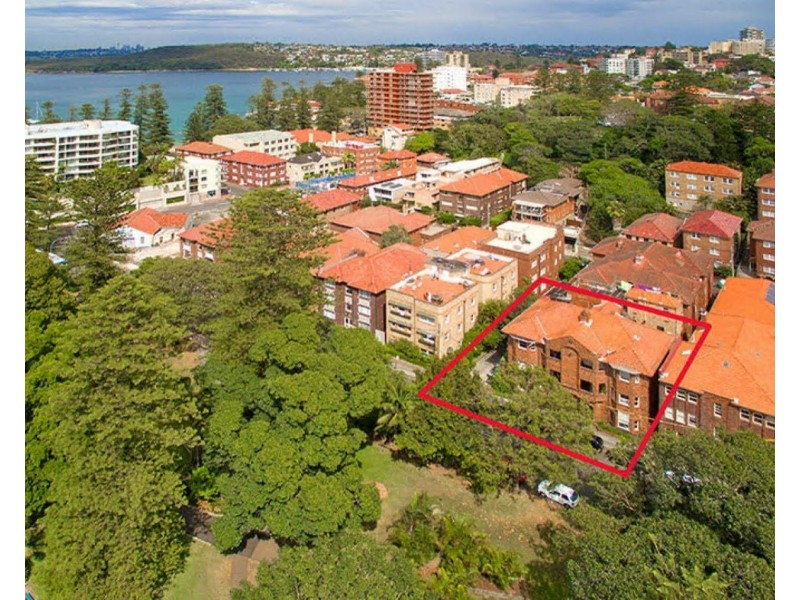 4/7 West Promenade, Manly NSW 2095