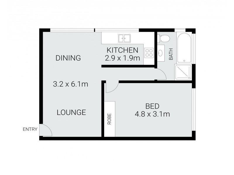 13/15 Fairlight Street, Manly NSW 2095 Floorplan
