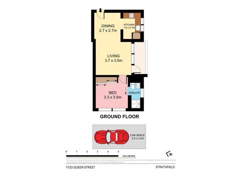 North Strathfield NSW 2137 Floorplan