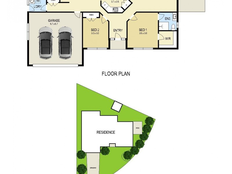 71 Birch Grove, Aberglasslyn NSW 2320 Floorplan