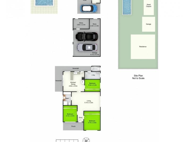 67 Aberdare Road, Aberdare NSW 2325 Floorplan