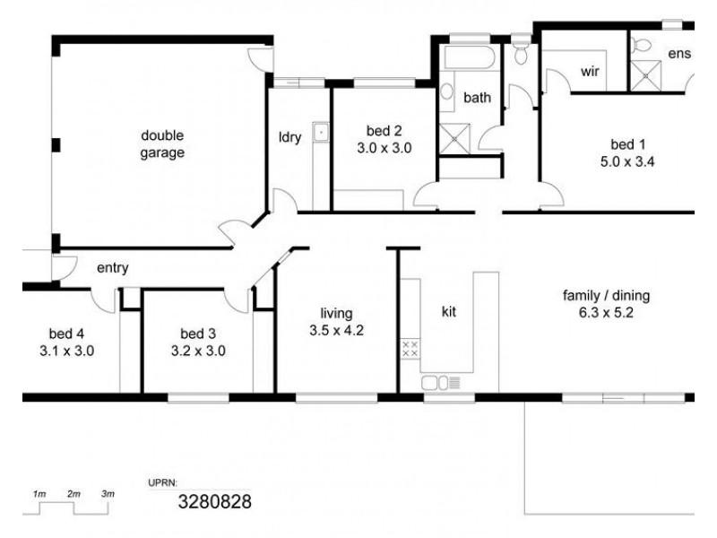 Flinders View QLD 4305 Floorplan