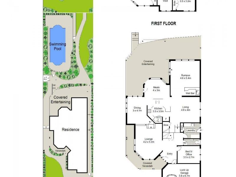 28 Langer Avenue, Caringbah South NSW 2229 Floorplan