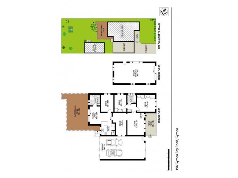 196 Gymea Bay Road, Gymea Bay NSW 2227 Floorplan