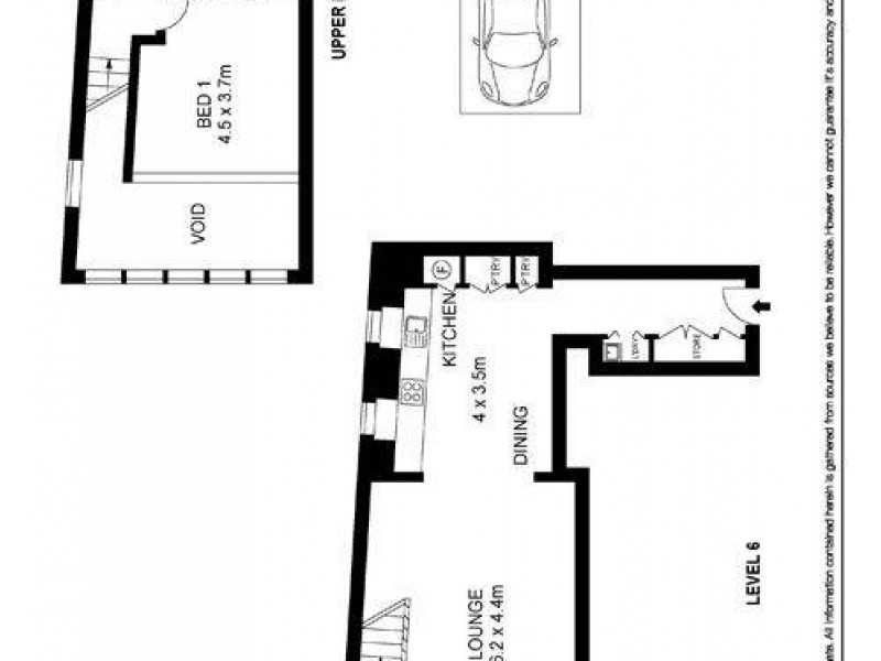 2 York Street, Sydney NSW 2000 Floorplan