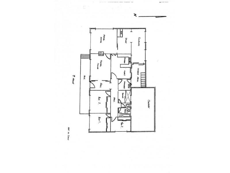 Bowral NSW 2576 Floorplan