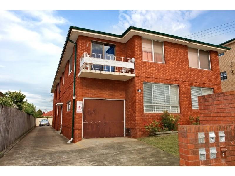 1/24 Beaumont Street, Campsie NSW 2194