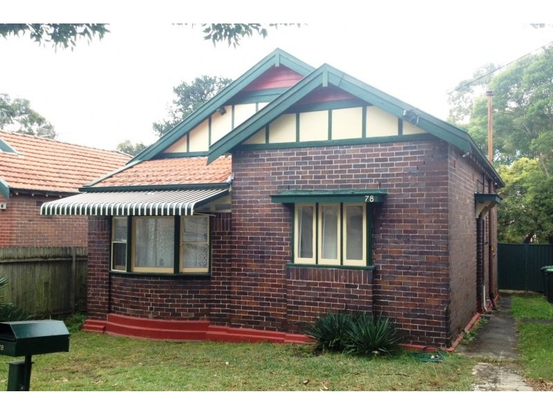 78 Water Street, Belfield NSW 2191