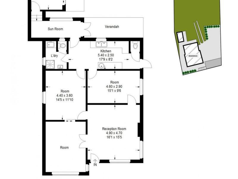 634 Old Northern Road, Dural NSW 2158 Floorplan