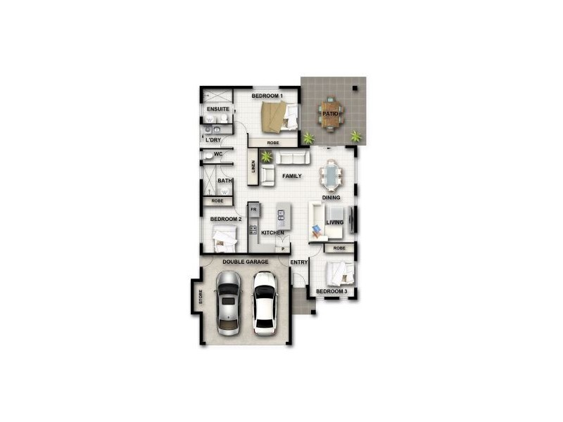 Lot 113 Ainscow Drive, Bentley Park QLD 4869
