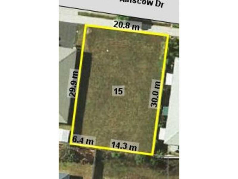 15 Ainscow Drive, Bentley Park QLD 4869 Floorplan