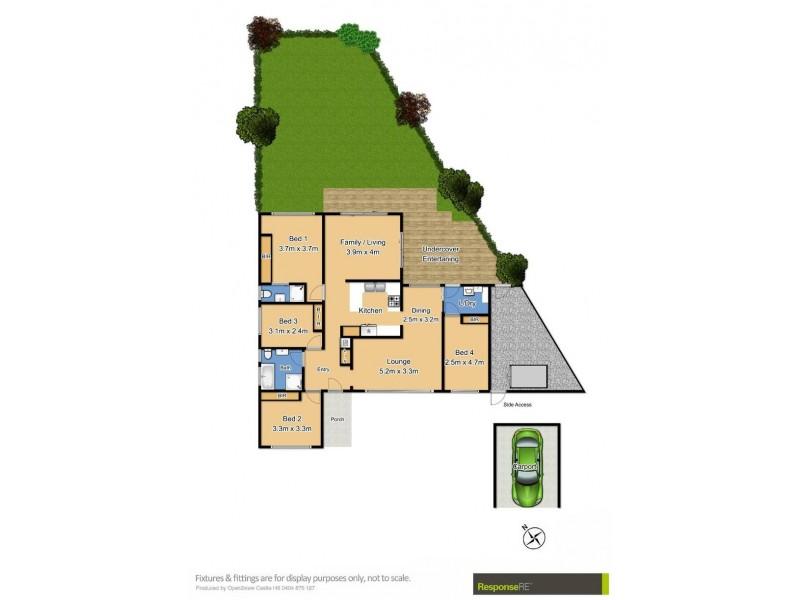 15 Kareela Road, Baulkham Hills NSW 2153 Floorplan