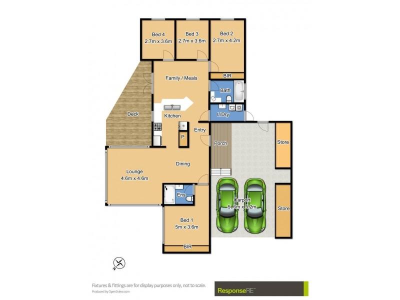 26 Turon Avenue, Baulkham Hills NSW 2153 Floorplan