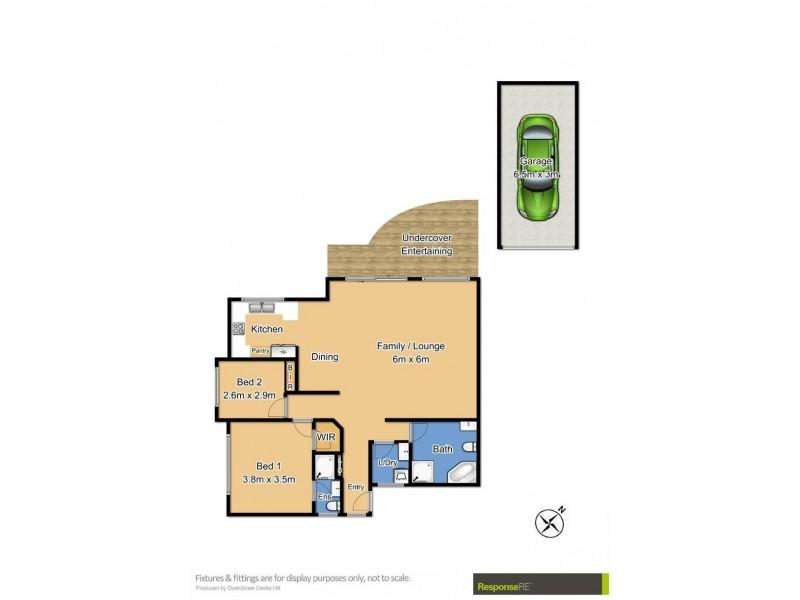 9/9-11 Hill Street, Baulkham Hills NSW 2153 Floorplan