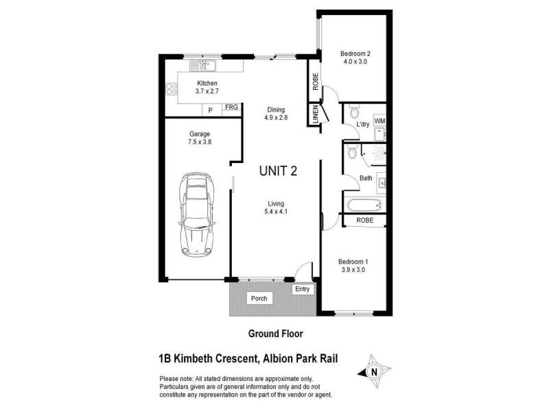 Albion Park Rail NSW 2527 Floorplan