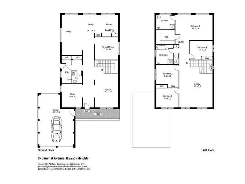 Barrack Heights NSW 2528 Floorplan
