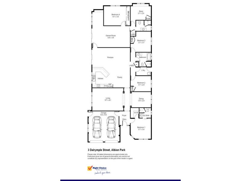 Albion Park NSW 2527 Floorplan