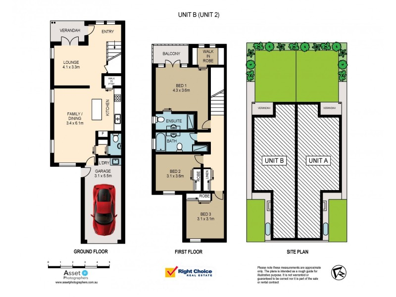 Lot 2/374 Balmoral Street, Tullimbar NSW 2527 Floorplan