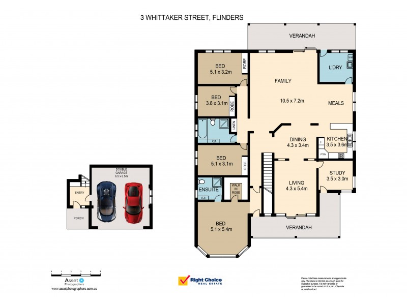 Flinders NSW 2529 Floorplan