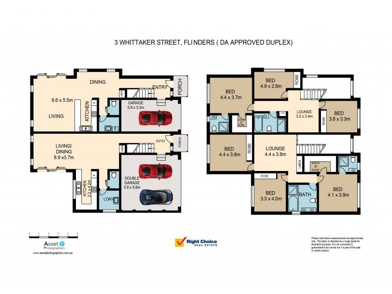Flinders NSW 2529 Floorplan