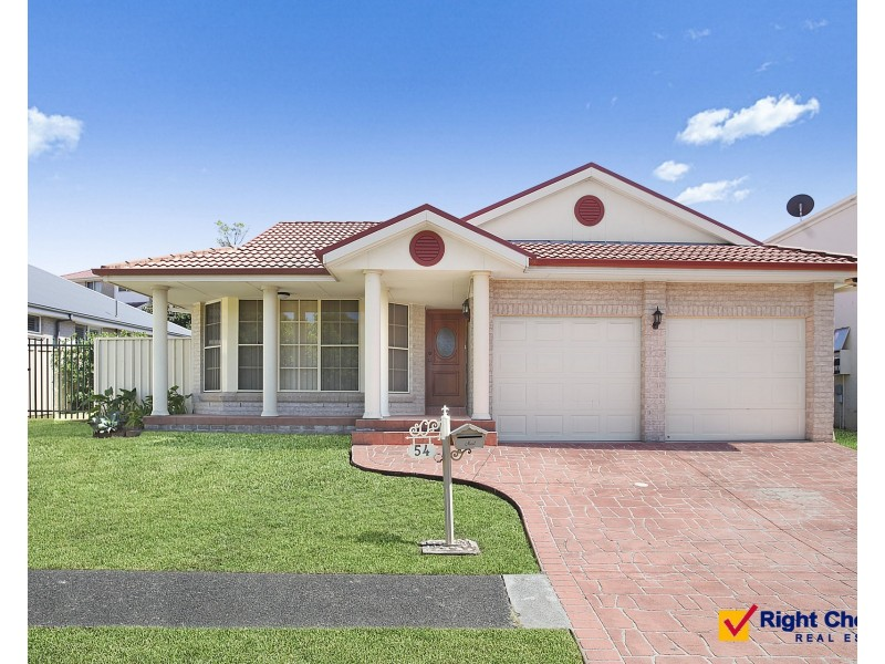 54 Southern Cross Boulevard, Shell Cove NSW 2529