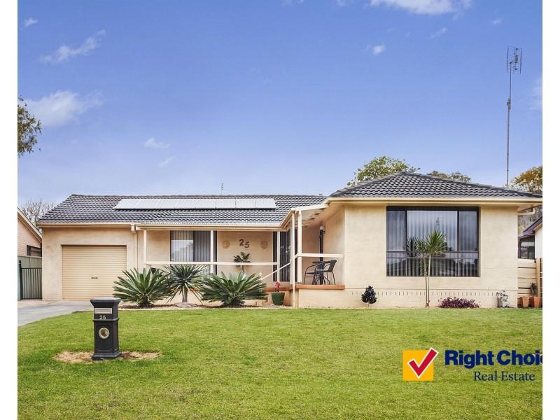 25 Blackbutt Way, Barrack Heights NSW 2528