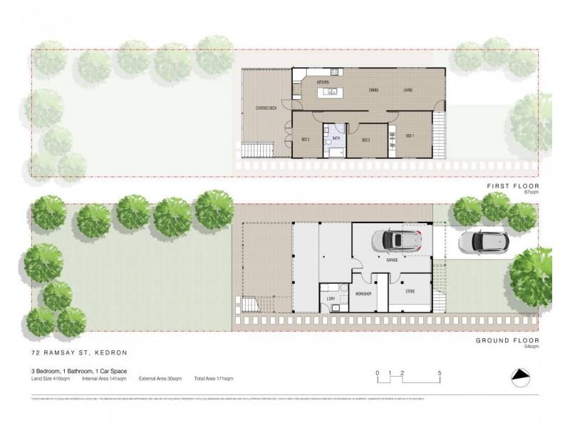 72 Ramsay Street, Kedron QLD 4031 Floorplan