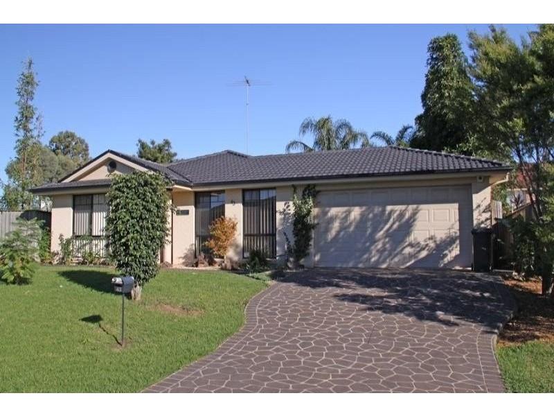 43 Trevor Toms Drive, Acacia Gardens NSW 2763
