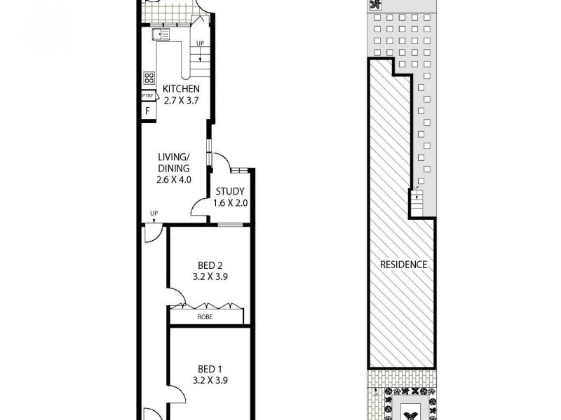 43 Croydon Road, Croydon NSW 2132 Floorplan