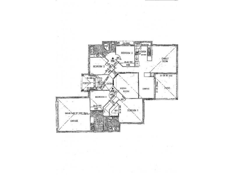 6 Ironhurst Place, Peregian Springs QLD 4573 Floorplan