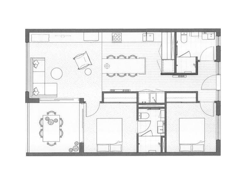 B516 810 822 elizabeth street waterloo nsw 2017 for 111 elizabeth street floor plan