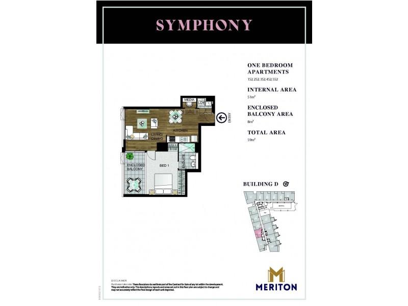 352/84-92 Epsom Road, Zetland NSW 2017 Floorplan
