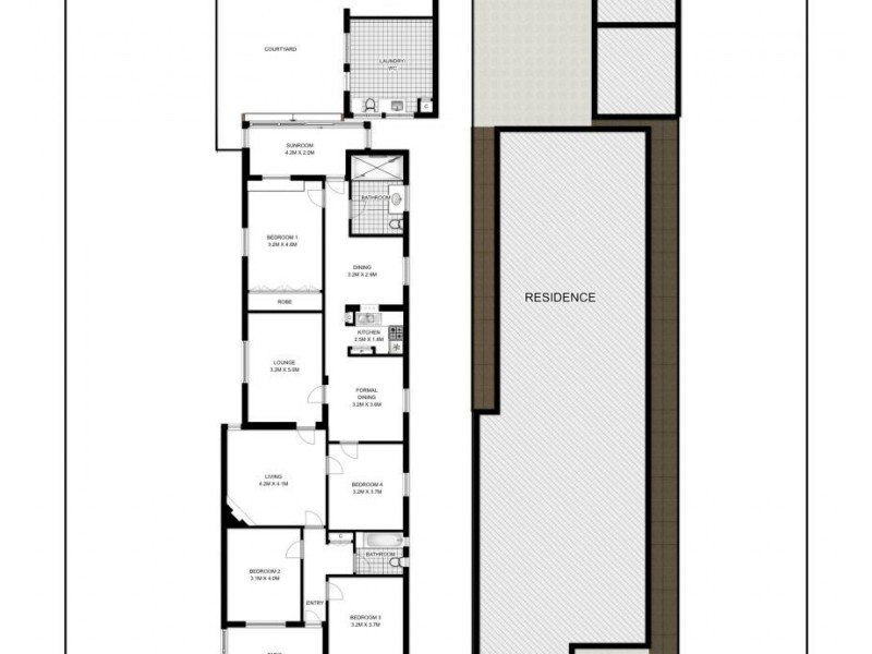 53 Alfred Street, Mascot NSW 2020 Floorplan