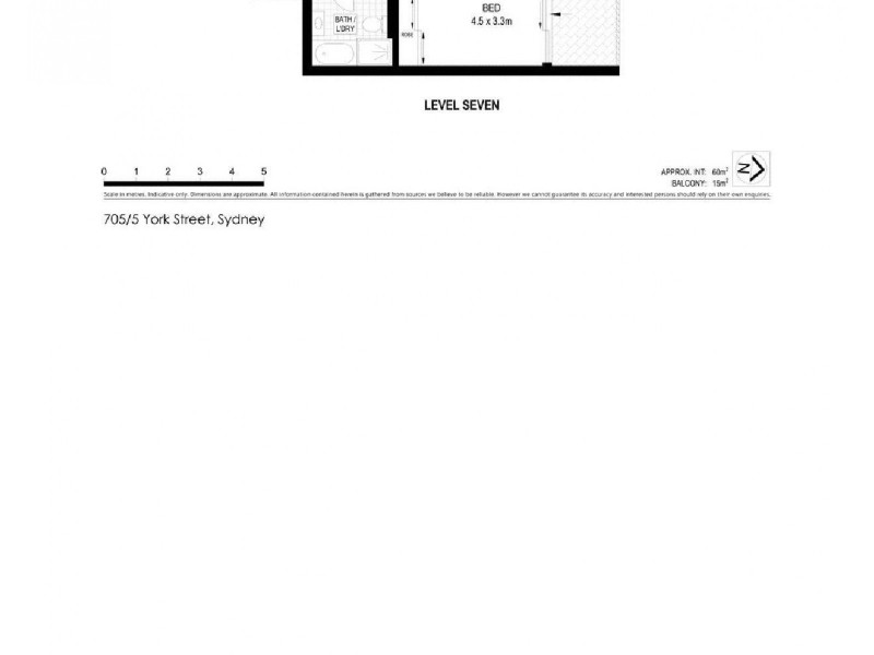 5 York Street, Sydney NSW 2000 Floorplan