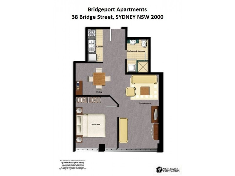 38 Bridge Street, Sydney NSW 2000 Floorplan