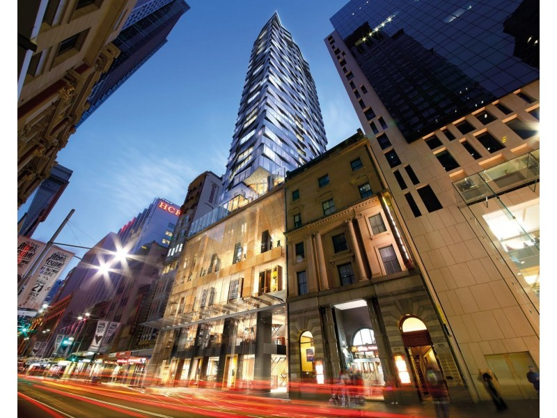3802/38 York Street, Sydney NSW 2000