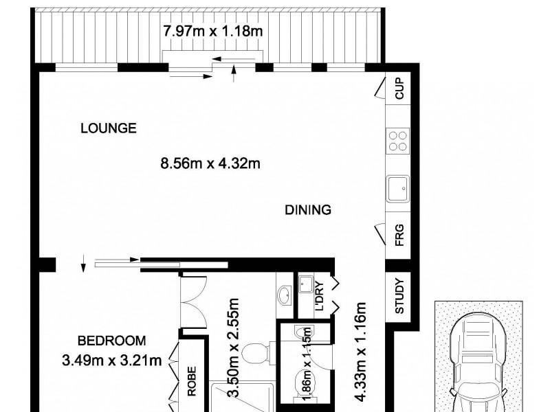 161 Kent Street, Sydney NSW 2000 Floorplan