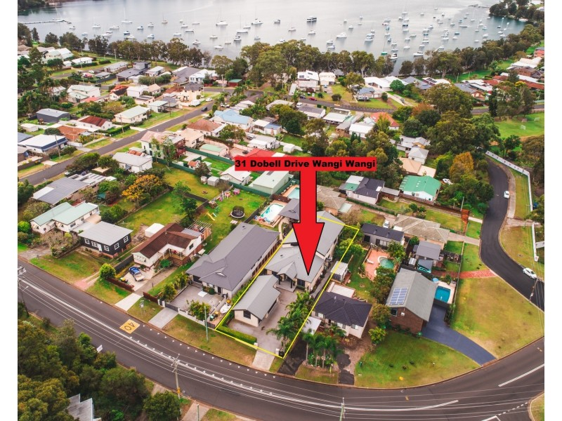 31 Dobell Drive, Wangi Wangi NSW 2267