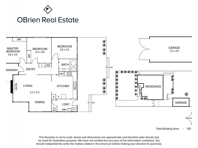 6 Robross Street, Cheltenham VIC 3192 Floorplan