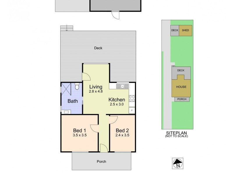 19 Montgomery Street, Argenton NSW 2284 Floorplan