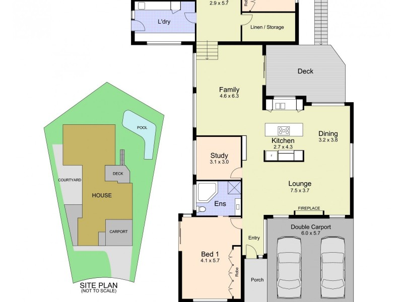 16 Bolivia Close, Adamstown Heights NSW 2289 Floorplan
